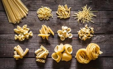 Universiteit ontwikkelt 'platte' pasta die pas in de pot spirelli of farfalle wordt