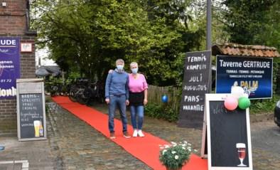 Jan en Mieke rollen rode loper uit