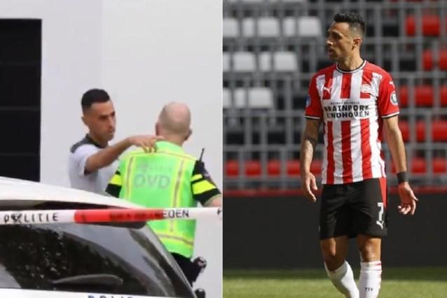 Politie lost akelige details over gewapende inbraak bij PSV-spits Eran Zahavi: vrouw mishandeld, kinderen vastgebonden
