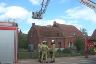 Terrasgangers voorkomen woningbrand
