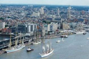 Antwerpen kijkt nu al uit naar zevende Tall Ships Races