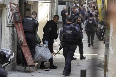 Niet arresteren, wel schieten. En de president knikt goedkeurend: dodelijkste politieraid ooit in Rio de Janeiro