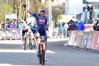 """Fysiek nog maar in opbouw, toch begint Mathieu van der Poel al aan mountainbike-seizoen: """"Het zal op talent moeten gebeuren"""""""