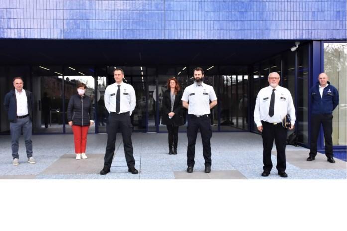 Politiezone Vlas verwelkomt vier nieuwe medewerkers