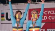 """Griet en Anneleen mogen dromen van olympisch goud na knalprestatie: """"We zijn op de goeie weg"""""""
