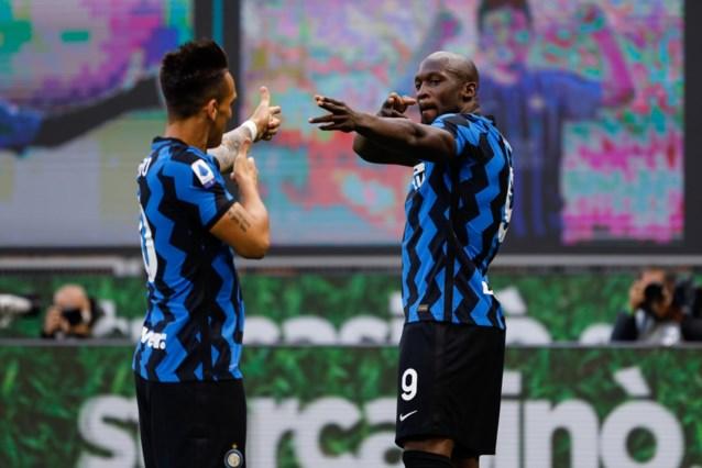 """Financiële perikelen bij Inter houden aan: """"Romelu Lukaku en co moeten twee maandsalarissen inleveren"""""""