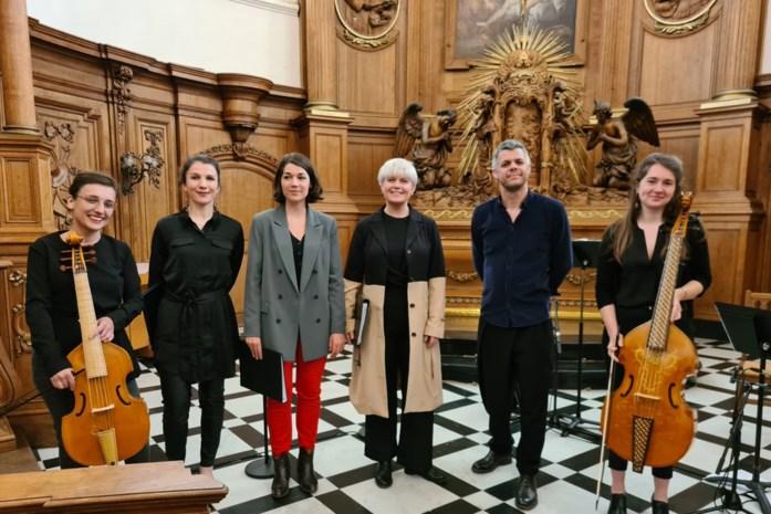 Klassiek in de Kapel strikt topensemble voor avant-première