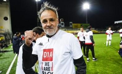 """Trotse Seraing-coach Emilio Ferrera na promotie naar 1A: """"Je kan ons vergelijken met Leicester City"""""""