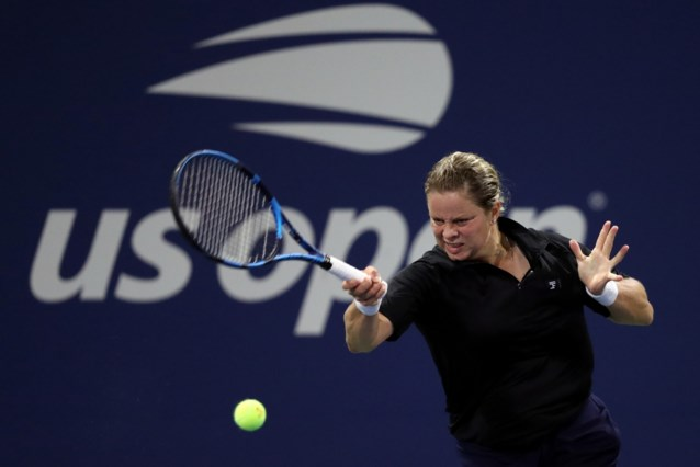 Kim Clijsters wil eind juli haar rentree maken op toernooi in Atlanta
