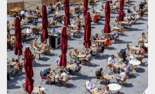 Heropening terrassen (te) stevig gevierd: veel dronken mensen op spoed beland
