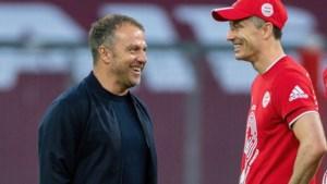 """Duitse krant: """"Hansi Flick ondertekent na EK driejarig contract als Duits bondscoach"""""""