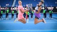 """Elise Mertens is de beste dubbelspeelster ter wereld en krijgt felicitaties van Kim Clijsters: """"Een droom"""""""