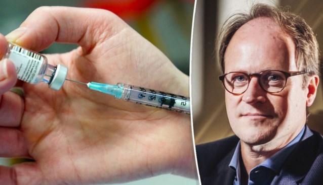 """""""Het is toch niet de fout van gevaccineerden dat zij als eersten een vaccin kregen?"""""""