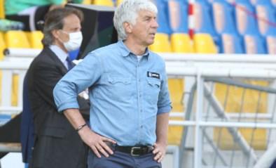 Antidopingbureau stelt oordeel over Atalanta-coach Gasperini uit