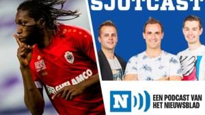 """SJOTCAST. """"Dit weekend was het beste bewijs waarom Anderlecht Dieumerci Mbokani niet moet halen"""" Aflevering 34 staat online!"""