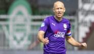 """Nederlands bondscoach Frank de Boer sluit EK-deelname van fitte Arjen Robben uit: """"Gaan we langs de zijlijn parkeren"""""""
