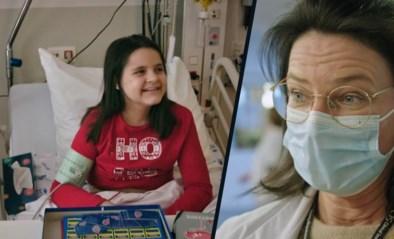 Meisje met immuunziekte in 'Topdokters' krijgt tweede leven dankzij cellen van broer