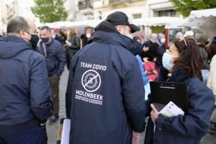 Pilootproject met vaccinaties op markt in Molenbeek wordt herhaald