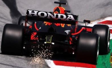 """Red Bull reageert op insinuaties Lewis Hamilton: """"Flexibele achtervleugel Max Verstappen is perfect legaal"""""""