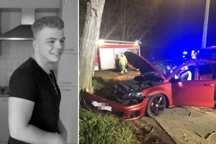 Passagier Tibau (18) komt om na zware botsing: chauffeur was al eens veroordeeld voor dronken rijden