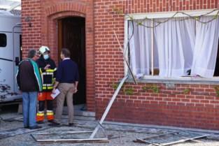 Koppel ontsnapt aan dood bij gasontploffing, huis onbewoonbaar
