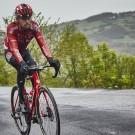 """Ook Harm Vanhoucke, die 20 minuten na winnaar Dombrowski finishte, zag woensdag af in de kletsnatte etappe. """"Een klotedag."""""""