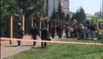 Meerdere doden na schietpartij op school in Kazan in Rusland