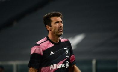 Het einde is in zicht: Gianluigi Buffon vertrekt na dit seizoen bij Juventus
