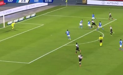 Hij kan het nog: Stefano Okaka (ex-Anderlecht) scoort echt spitsengoaltje tegen Napoli