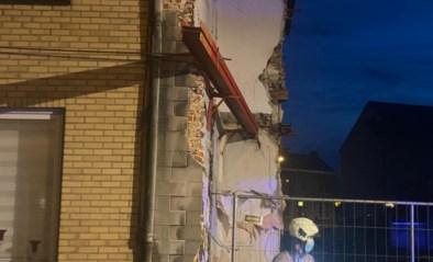 Duiventransport ramt steunbalk van huis in Bilzen