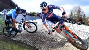"""Mathieu van der Poel rijdt dit weekend zijn tweede en laatste Wereldbeker voor de Tour en Tokio: """"Daarna met wegfiets én mountainbike op hoogtestage naar La Plagne"""""""