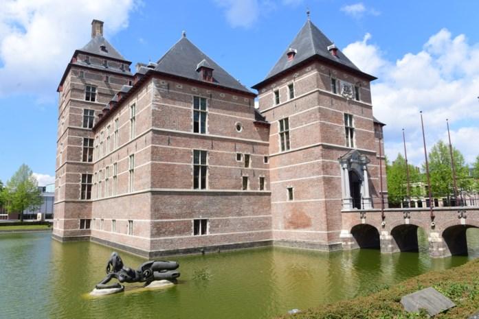 Kasteel van de Hertogen van Brabant in Turnhout is eeuwen oud