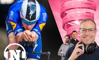"""PODCAST. Giro Espresso: """"Volgens de huidige roze trui Filippo Ganna pakt Evenepoel vandaag het roze. Dat belooft."""""""