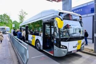 Eerste elektrische bussen verbinden UZA met Eilandje