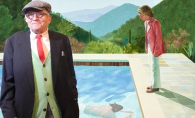Even wegdromen met de iPad-kunst van David Hockney