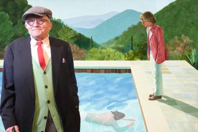 Even wegdromen met de iPad-kunst van David Hockney