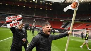Het is ver gekomen: Manchester United bouwt stalen hek om ontevreden supporters buiten te houden