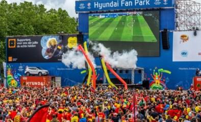 We mogen met 400 supporteren voor Rode Duivels (en met 2.500 als ze kwartfinale halen)