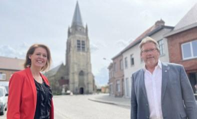 """Vlaamse plannen voor heraanleg dorpsstraat nu te bekijken op YouTube: """"Kinderen maken zelfs omweg om gevaarlijke kasseien te mijden"""""""