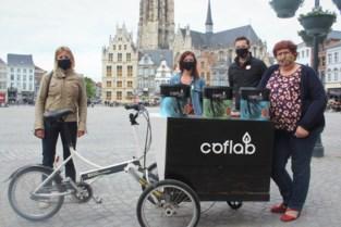 De eetbare stad: Coflab kweekt oesterzwammen op koffiegruis
