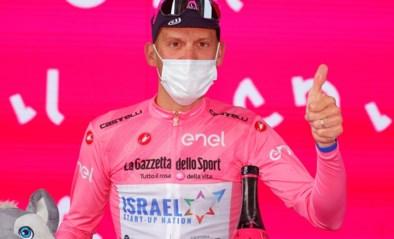 """Nieuwe roze trui Alessandro De Marchi: """"Ik had er heimelijk een doel van gemaakt"""""""