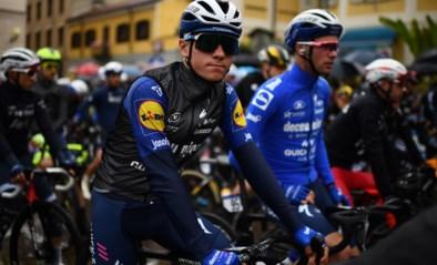 """Deceuninck-Quick Step-ploegleider Klaas Lodewyck: """"We gaan niet rouwig zijn als iemand anders dan Evenepoel vandaag het roze pakt"""""""