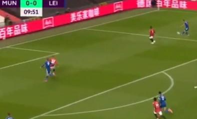 Youri Tielemans pakt uit met afgemeten assist tegen Manchester United en realiseert persoonlijk record