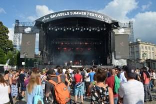 'Onzekerheden' nekken Brussels Summer Festival