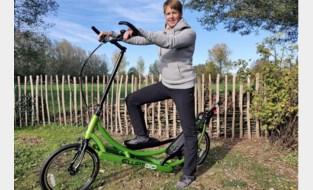 """Wie weet zie je een van deze gekke fietsen binnenkort wel in het straatbeeld opduiken: """"Een combinatie van fitnessen en fietsen"""""""
