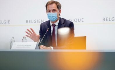 """Premier Alexander De Croo (Open VLD): """"Geen twijfel dat we in de zomer binnen Europa op reis kunnen gaan"""""""