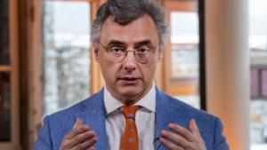 Coens snijdt België in Zwitserse schijven: Vlaamse coalitiepartners zien brood in voorstel CD&V