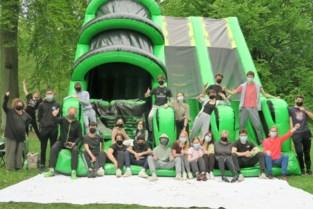 Sportdag Annuntia in Wijnegem: sfeer van La Boum, maar dan coronaveilig