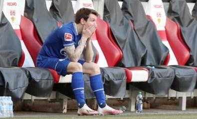 Opnieuw twee positieve coronatests bij het al gedegradeerde Schalke 04 van Benito Raman