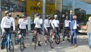 """Zes vrienden met de fiets vertrokken naar Mont Ventoux voor kinderziekenhuis UZ Gent: """"Al 20.000 km gefietst en al 20.000 euro ingezameld"""""""